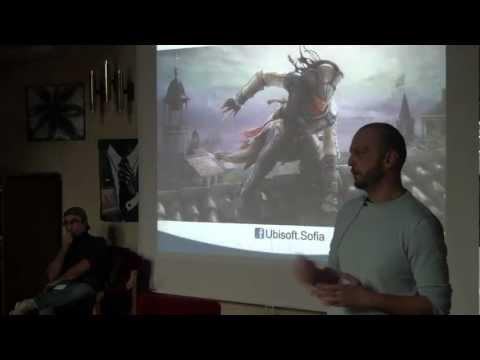 Ubisoft Sofia - Developing a AAA Game