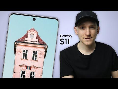 Samsung Galaxy S11 - DESTROYING BENCHMARKS