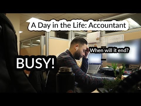 Day In The Life Of An Accountant In New York City