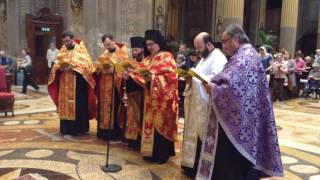 Gli Ortodossi In Preghiera