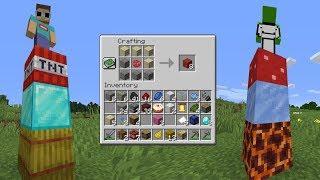 Minecraft Block Shuffle...