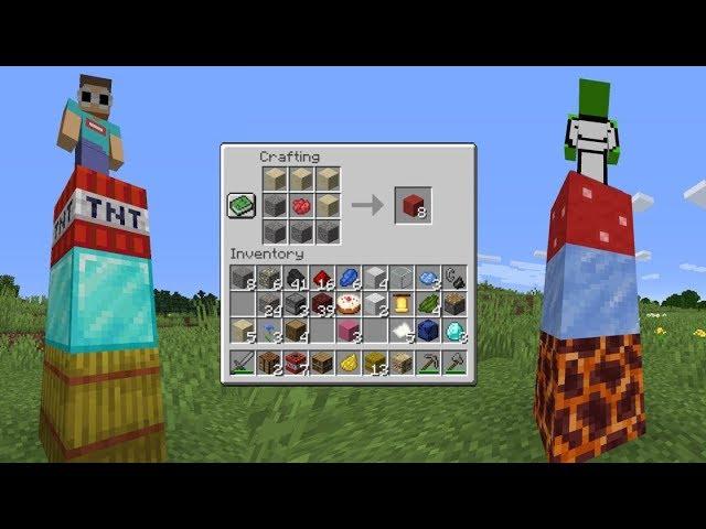 Minecraft Block Shuffle Youtube