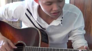 Lắng nghe nước mắt - Guitar Cover- Khanh Nguyễn Vs ThC91