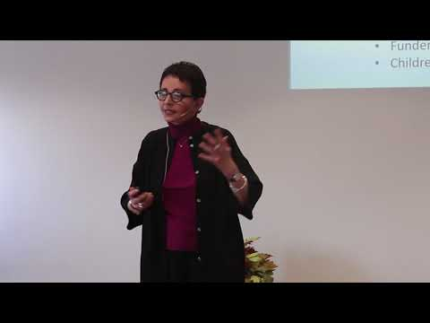 Transforming Whole Systems, Sandra Janoff, Dir. Future Searc