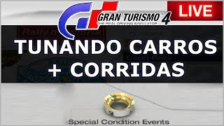 TUNANDO OS CARROS E CORRENDO, DICAS E EVENTOS - Gran Turismo 4