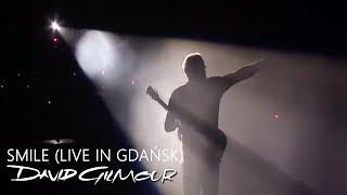 Cover images David Gilmour - Smile (Live In Gdańsk)
