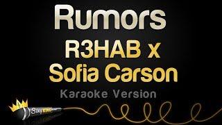 R3Hab X Sofia Carson Rumors Karaoke Version.mp3