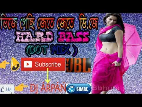 Vije gechi jete jete dj HARD BASS competition dot mix - latest dj song 2017!