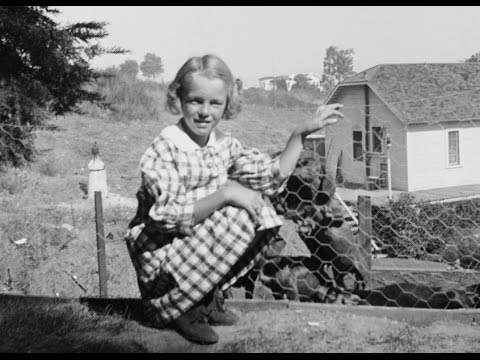 The Childhood years - As Told By Marilyn Monroe
