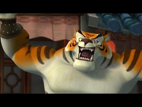 Кунг фу панда мультфильм смотреть все серии