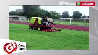Уникальная техника для футбольных и гольф полей
