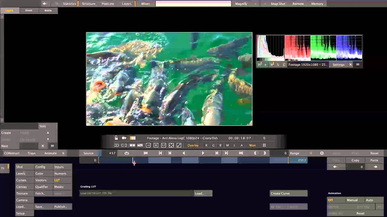 In Depth: Color Grading is a LUT Easier with LUTs! - Toolfarm