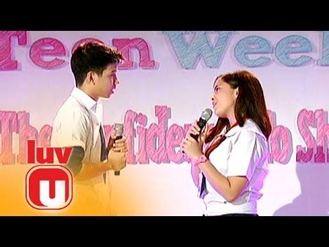 Luv U: Teen week