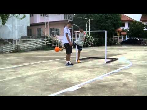 Bank  - SF Society Training Street Football 7 September 2014