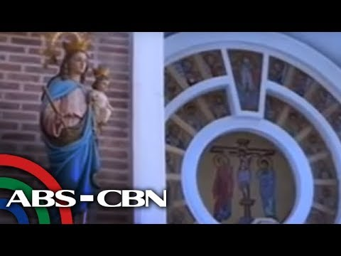 TV Patrol North Central Luzon - Canonical Coronation ni Mary Help of Christians