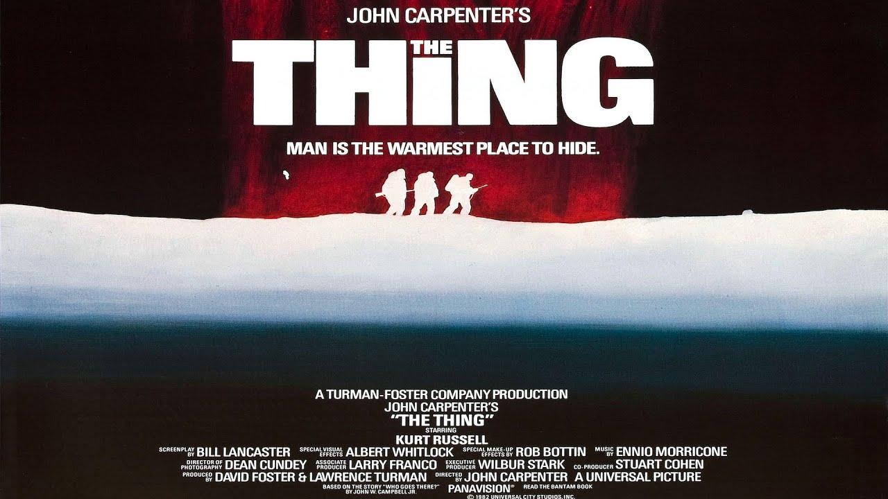 John Carpenter's The Thing original trailer (1982) HQ