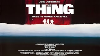 John Carpenter's The Thing trailer (1982) HQ