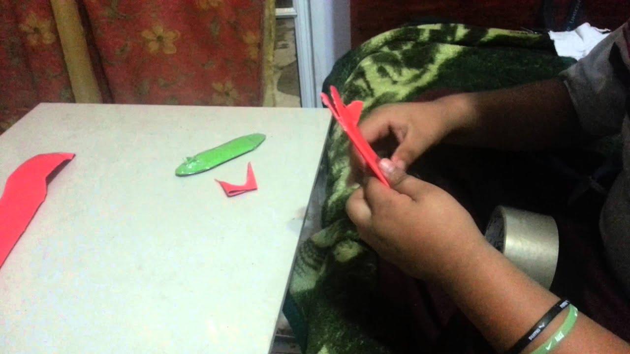 Como hacer una tabla de surf de papel youtube - Como hacer una claraboya ...