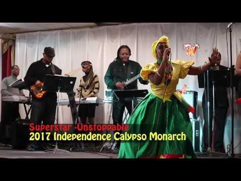 2017 Grenada independence Calypso Monarch