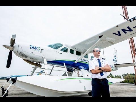 Hai Au Aviation - The Unique Tourism Seaplane Service in Vietnam