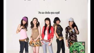 Wonder Girls 8.- Move (feat. Lee Min Woo) Sub Español
