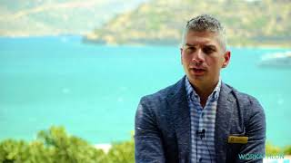 Michalis Katenidis, Rooms Controller at Domes of Elounda, Autograph Collection