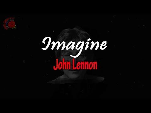 John Lennon - Imagine │ LIRIK TERJEMAHAN
