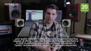 mmag.ru: Real Work 10 - Universal Audio UA610 - ламповый предусилитель