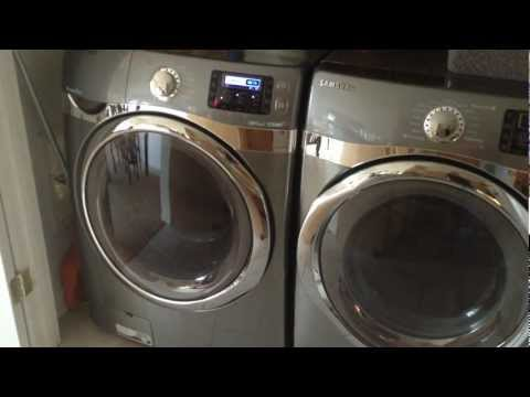 How To Reverse Front Load Dryer Door Samsung Wmv Doovi