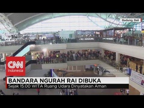 Bandara Ngurah Rai Dibuka
