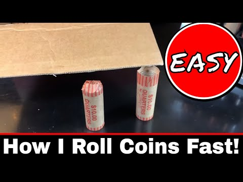 how-i-roll-coins-fast