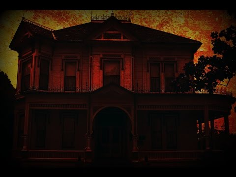 Haunted California Mansion