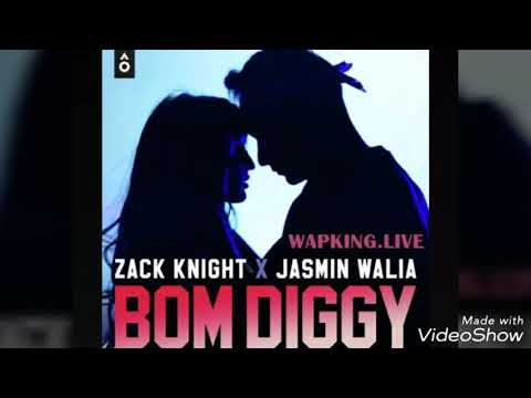 Bom Diggy | Zack Knight × Jasmin Walia | (Official Music Video)