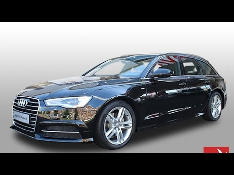 audi a6 avant sport edition 1 8tfsi 190pk s tronic youtube. Black Bedroom Furniture Sets. Home Design Ideas