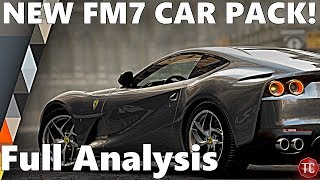 Forza Motorsport 7: NEW CAR PACK ANALYSIS! Ferrari 812 and McLaren 720S CONFIRMED