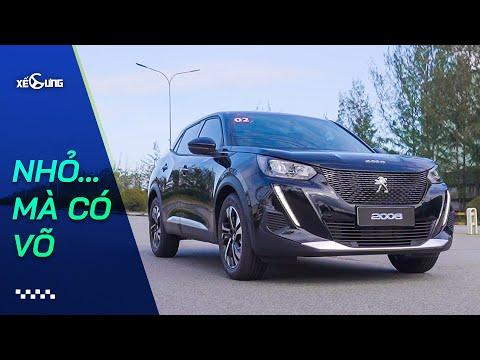 Chạy thử 'tia chớp' với Peugeot 2008 - Xe chắc, máy được | Xế Cưng Review