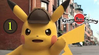 Let's Play Great Detective Pikachu Episode 1