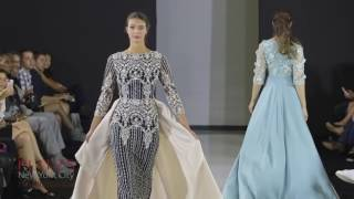Te Amo Couture from Ingush Republic, Russian Federation at PLITZS New York City Fashion Week