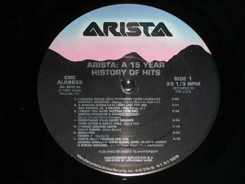 Arista A 15 Year History of Hits