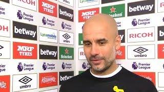 Pep Guardiola Post Match Reaction Interview | West Ham 1-4 Manchester City | Premier League Review