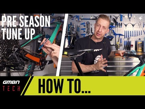 Mountain Bike Spring Tune Up | How To Make Your MTB Feel Like New
