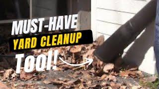 WORX WG507 3-in-1 Blower/Vac/Mulcher Review
