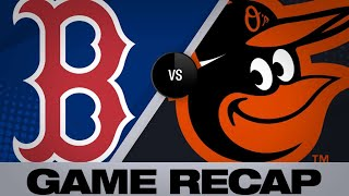 Sale, offense lead Red Sox past O's | Red Sox-Orioles Game Highlights 6/15/19
