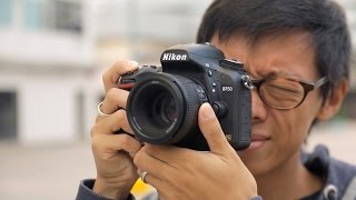 Nikon D750 Hands-on Review