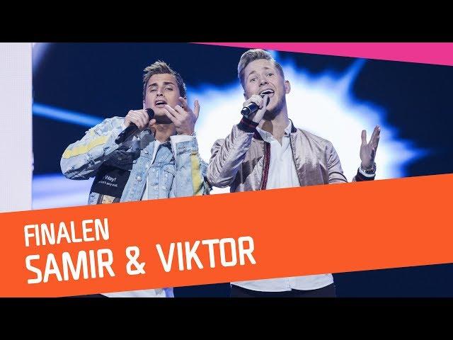 FINAL: Samir & Viktor – Shuffla | Melodifestivalen 2018