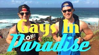 BOYFRIENDS IN HAWAII!