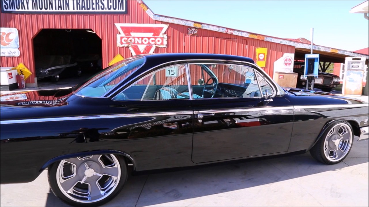 Chevy Impala 2017 >> 1962 Chevy Bel Air Bubble Top - YouTube