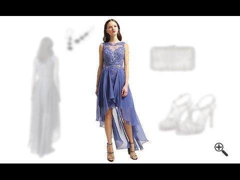 Schöne Abschlusskleider 2016 in Blau + 3 Abschlussball Outfits für ...