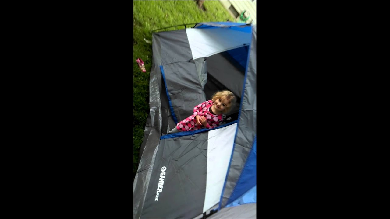 Gander mountain 6 person dome tent & Gander mountain 6 person dome tent - YouTube