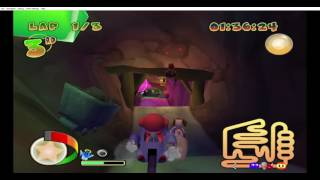 Pac-Man World Rally - PSP Exclusive Content (Mr. Driller and Subterranean Speedway)